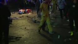 Bangkok Bombing Aftermath