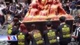Đại học Hong Kong ra lệnh di dời tượng đài nạn nhân vụ đàn áp Thiên An Môn