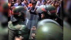 Violencia contra defensores de derechos