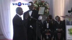 VOA60 AFIRKA: Ivory Coast An Rantsar Da Shugaba Alassane Ouattara A Wani Sabon Wa'adin Shekaru Biyar, Nuwamba 04, 2015