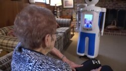 New Company Puts Robots in Seniors' Homes