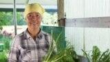 Laotian Farmer, Minnesota Organic