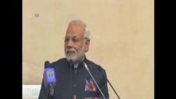 印度總理星期五突訪巴基斯坦