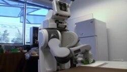 Роботы могут лишить работы миллионы американцев