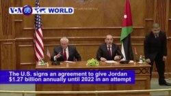 VOA60 World - U.S. Defense Secretary Jim Mattis presses European allies for an increase in military spending