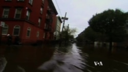 International Team Solving Hoboken Flooding
