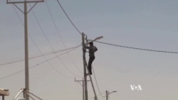 A Little Power Restored for Syrian Refugees at Ramadan