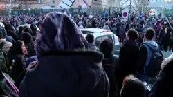 Guterres pide respeto a manifestantes en Irán