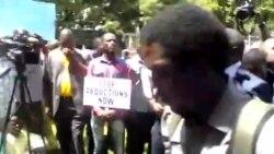 Zimbabwe MDC Leader Tsvangirai Joins Calls for Return of Itai Dzamara, Missing One Year