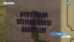 HDP'den Uyuşturucuyla Mücadele Kampanyası