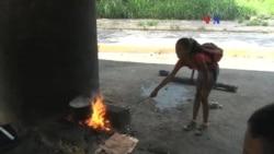 Venezuela: miles de niños en riesgo por desnutrición