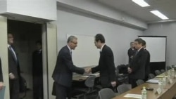 聯合國監督機構小組視察福島核電站
