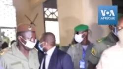 """Une délégation ouest-africaine """"pleine d'espoir"""" après avoir rencontré la junte malienne"""