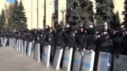 Поделбата меѓу Русија и Украина