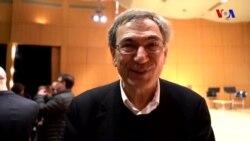 """Orhan Pamuk: """"Qar"""" romanının siyasi məqsədlə istifadə olunmasını istəmirəm"""