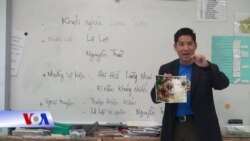 Người đưa lịch sử dân tộc tới trẻ em gốc Việt ở hải ngoại