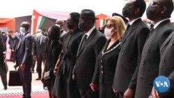 Cote Ivoire Fanga Nyema Hamed Bakayoko Ka shudow Abidjan