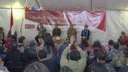 Tatap Muka Jokowi dengan Warga Indonesia di Washington DC