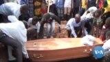 Mariano Nhongo foi a enterrar em Nhamatanda