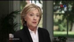 Bà Clinton phản đối hiệp ước thương mại TPP