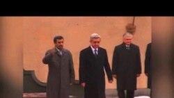 Ermənistan İranın ən yaxın dostudur