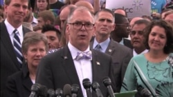 Same-Sex Marriage Plaintiff Jim Obergefell Reacts to Supreme Court Ruling