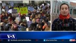 Protesta e nxenesve kunder armeve