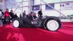 3D çap avtomobilləri tezliklə küçələrdə görəcəksiz