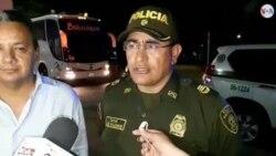 Explosión en frontera colombo-venezolana deja 14 heridos