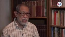 Exdiplomático nicaragüense Edgar Parrales: No queda nada de la revolución sandinista