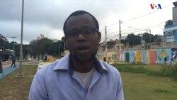 Experiências negativas de Paullo Macongo resultam em Associação de Estudantes Angolanos no Brasil