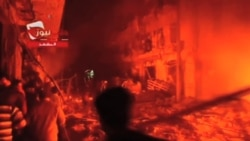 ONU busca solución diplomática en Siria