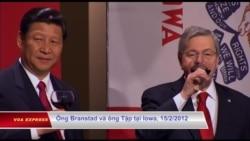 Thống đốc Iowa Branstad sẽ được đề cử làm đại sứ Mỹ ở Trung Quốc