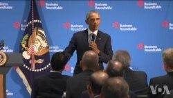 奥巴马:网络安全将是奥习会最大议题之一