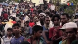 BMT Banqladeşi Rohinca qaçqınlarının qəbulunu sürətləndirməsinə çağırır