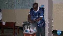 Fermeture de bureaux de vote à goma