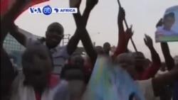 VOA60 AFIRKA: Ana Bikin Nasarar Buhari a Najeriya, Afrilu 1, 2015
