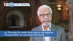 VOA60 World - Nobel Prize in Literature Awarded to Tanzanian Novelist Abdulrazak Gurnah