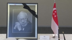 World Leaders in Singapore Sunday for Funeral of Lee Kuan Yew