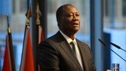 Alassane Ouattara a décrété 8 jours de deuil national