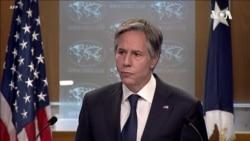 美國務卿:不接受中國的南中國海非法主權主張 與面臨脅迫的東南亞國家站在一起