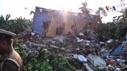 Sri Lanka'da Çöp Dağı Çöktü: 23 Ölü