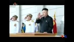 2015-08-25 美國之音視頻新聞:金正恩拒絕出席北京大閱兵