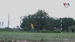 راولپنڈی کی فٹ بال فیملی