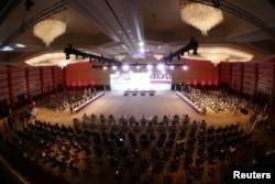 Doha'daki barış görüşmeleri