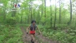 VOA Sport Perempuan Pemenang Marathon 888 KM