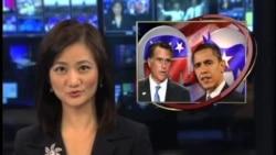 中国学生关心美国选举
