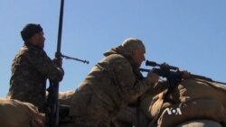 On the Scene: Islamic State Fighters Move on Syrian Village