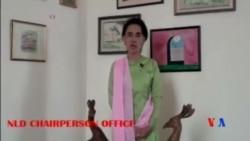 2015-09-08 美國之音視頻新聞:昂山素姬呼籲國際社會監督緬甸大選