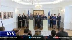 Presidenti Thaçi rithekson angazhimin për bashkimin e Luginës së Preshevës me Kosovën